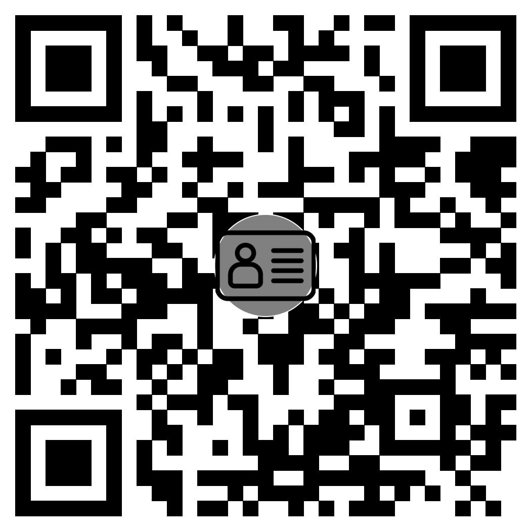 Для сохранения контактов сканируйте QR-код